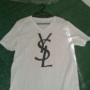YSL T shirt size large